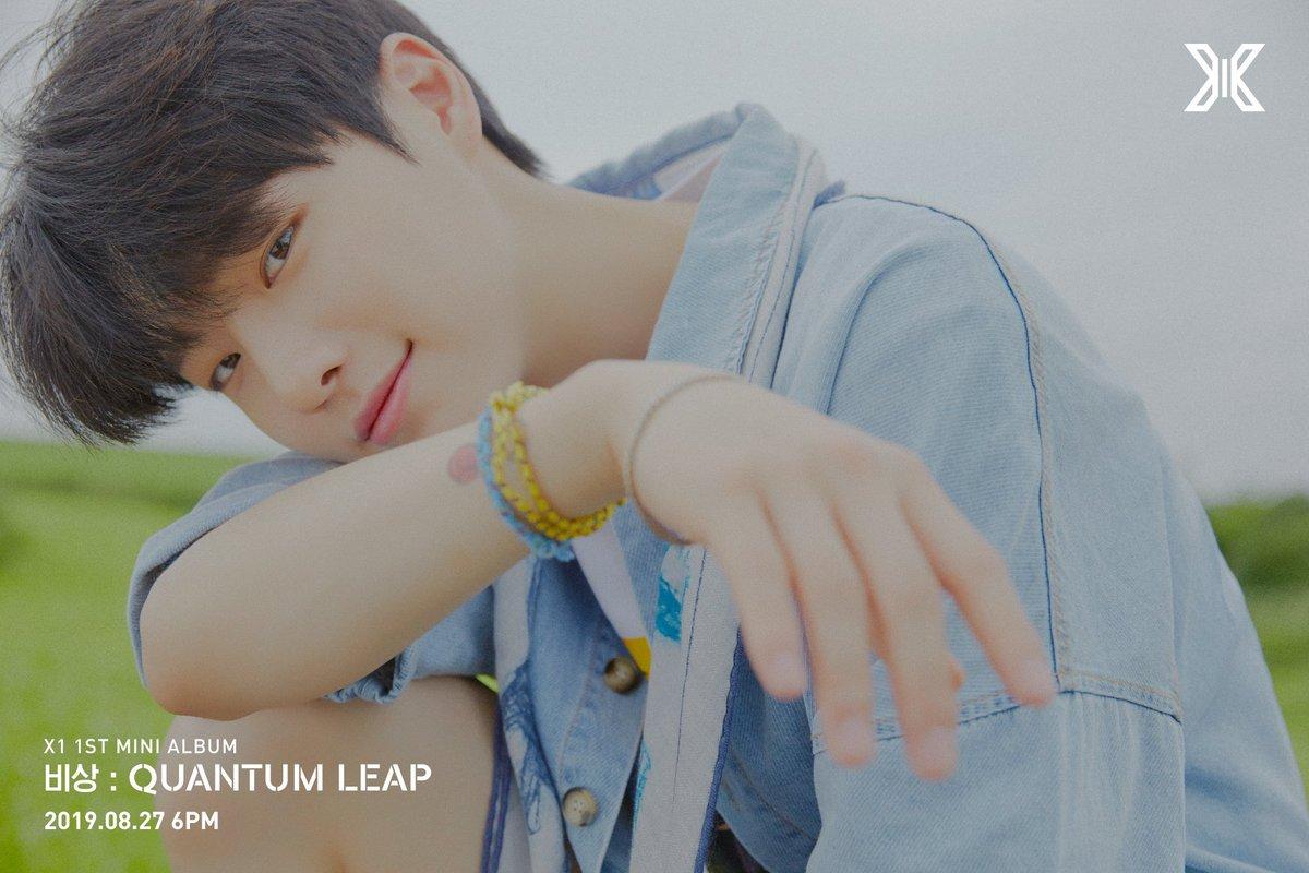 X1 1ST MINI ALBUM 비상 : QUANTUM LEAP CONCEPT PHOTO #조승연  비상 ver.  2019.08.27 6PM Release!  #X1 #엑스원 #CHOSEUNGYOUN