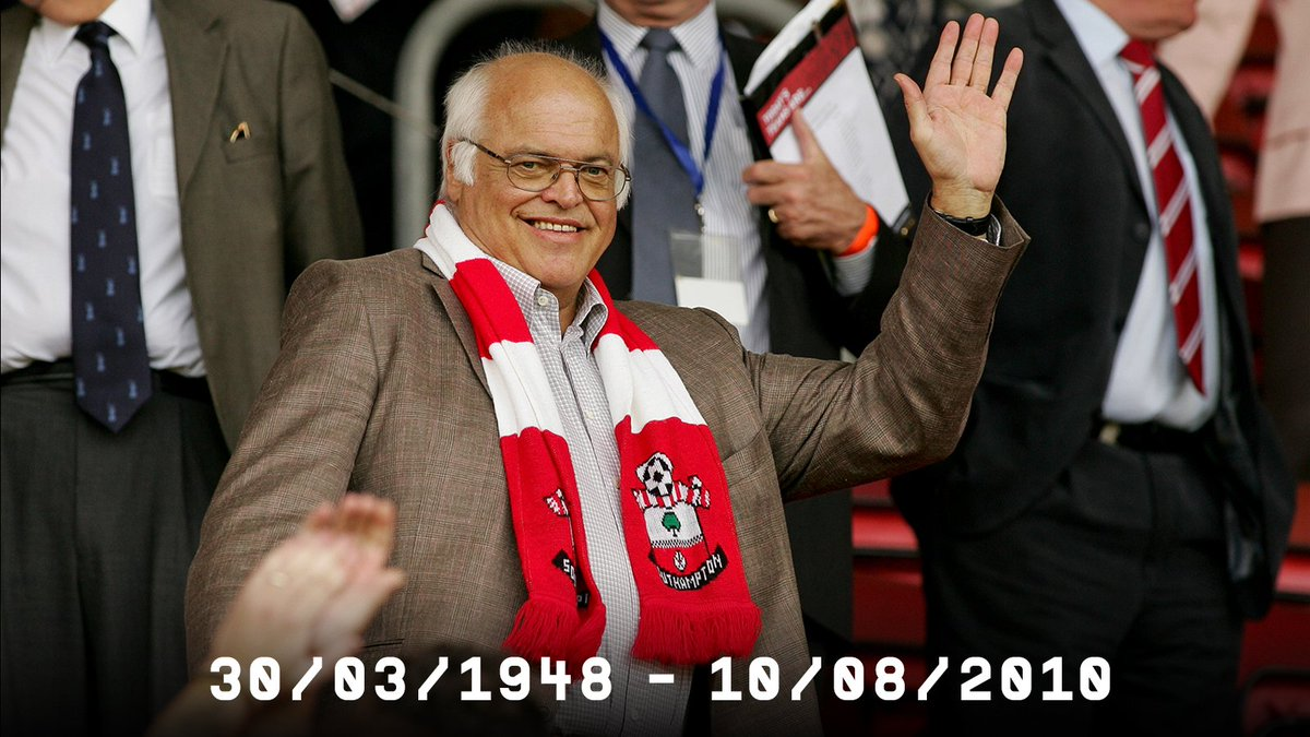 Forever in the hearts of everyone at #SaintsFC! ❤#ThankYouMarkus