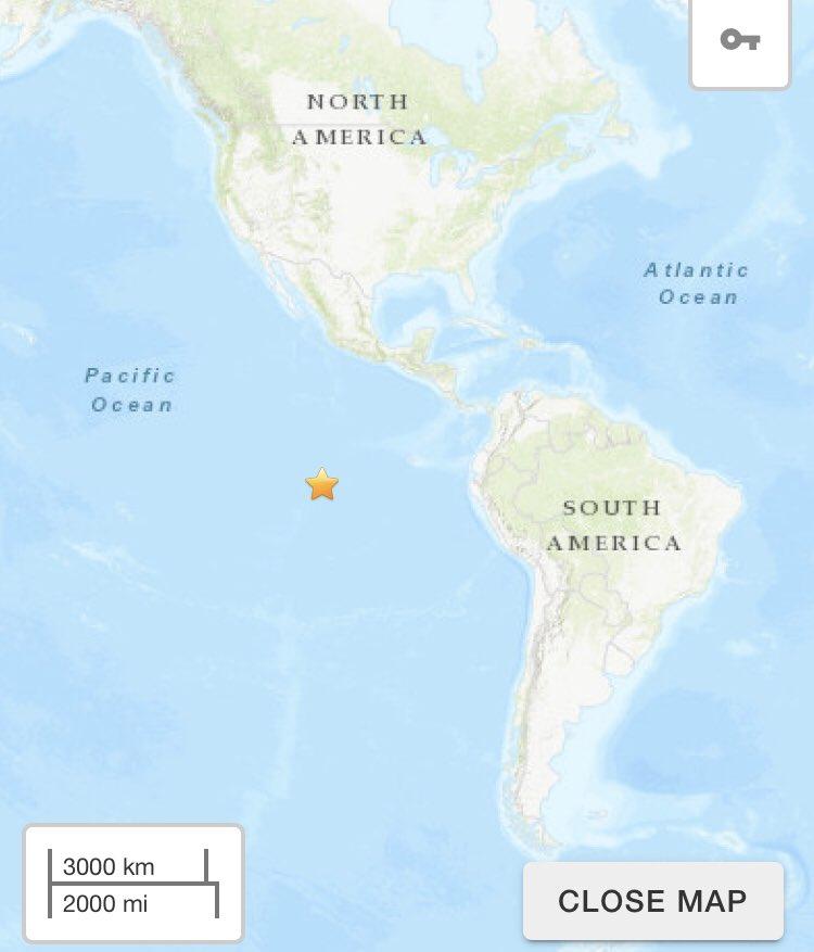 """ごまたま على تويتر: """"【USGS震..."""