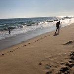Image for the Tweet beginning: Fierce waves in #Newportbeach #California