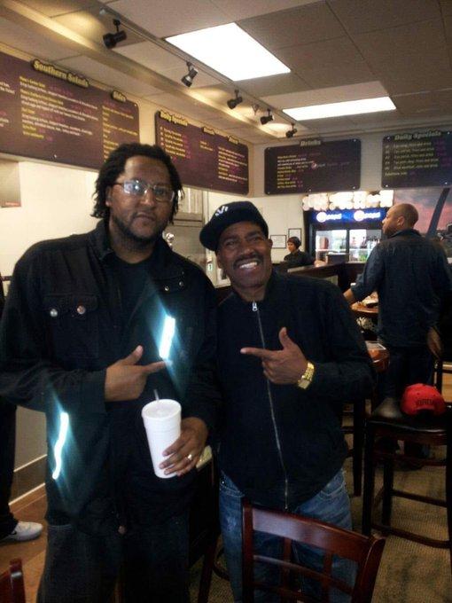 Happy birthday to a true hip hop legend. My friend Mr. Kurtis Blow
