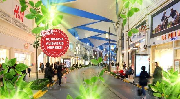 Eğlencenin başkenti İsfanbul AVM bayrama hazır