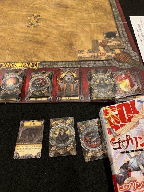 8月7日(水)は愛知県豊橋市にあるボードゲームカフェ「ボドゲエンター( @bodoge_enter )」さんで、ゴブリンスレイヤーTRPGと #マーダーミステリー ゲーム「約束の場所へ」を遊びました。 たかピー( @radonore )さん、ボドゲエンターさん、ありがとうございます! プレイ内容はリプでの続きにて!