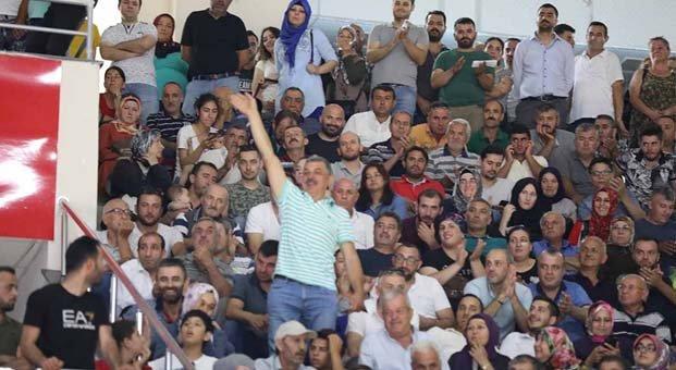 Bursa'da TOKİ sevinci