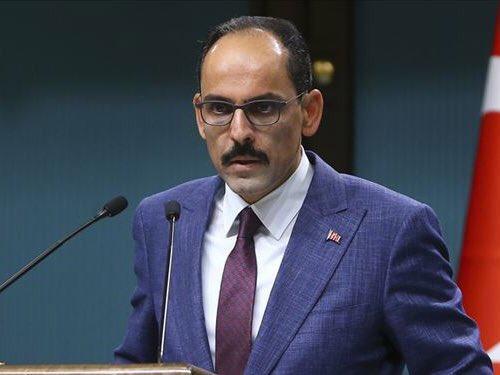 Cumhurbaşkanlığı Sözcüsü Kalın, ABD Ulusal Güvenlik Danışmanı Bolton ile telefon görüşmesi gerçekleştirdi. tccb.gov.tr/cumhurbaskanli…