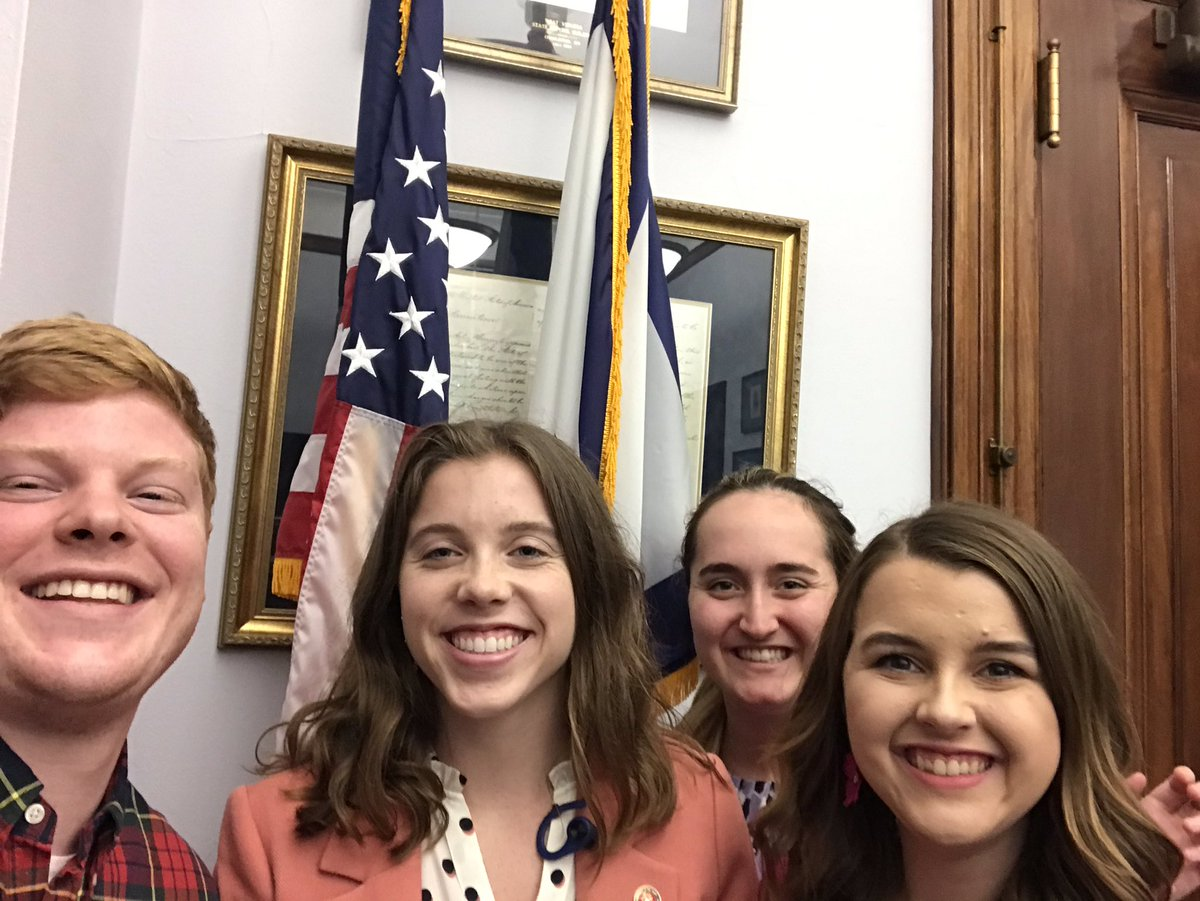 Interns' last day! I've loved having this bunch up in D.C. with me. Best wishes in your futures!