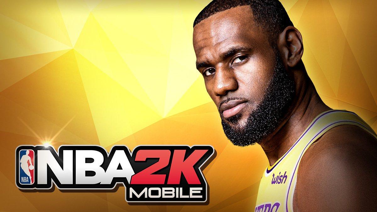 NBA 2K Mobile on Twitter:
