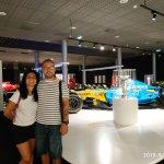 Con la familia a cuesta desde Barcelona con caravana, para ver el Museo de @alo_oficial @CircuitoMuseoFA