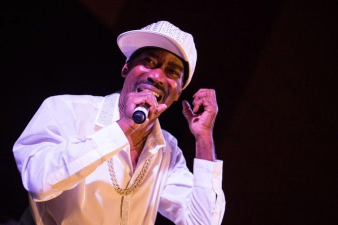 Happy birthday to Kurtis Blow, the original King of Rap - The Undefeated