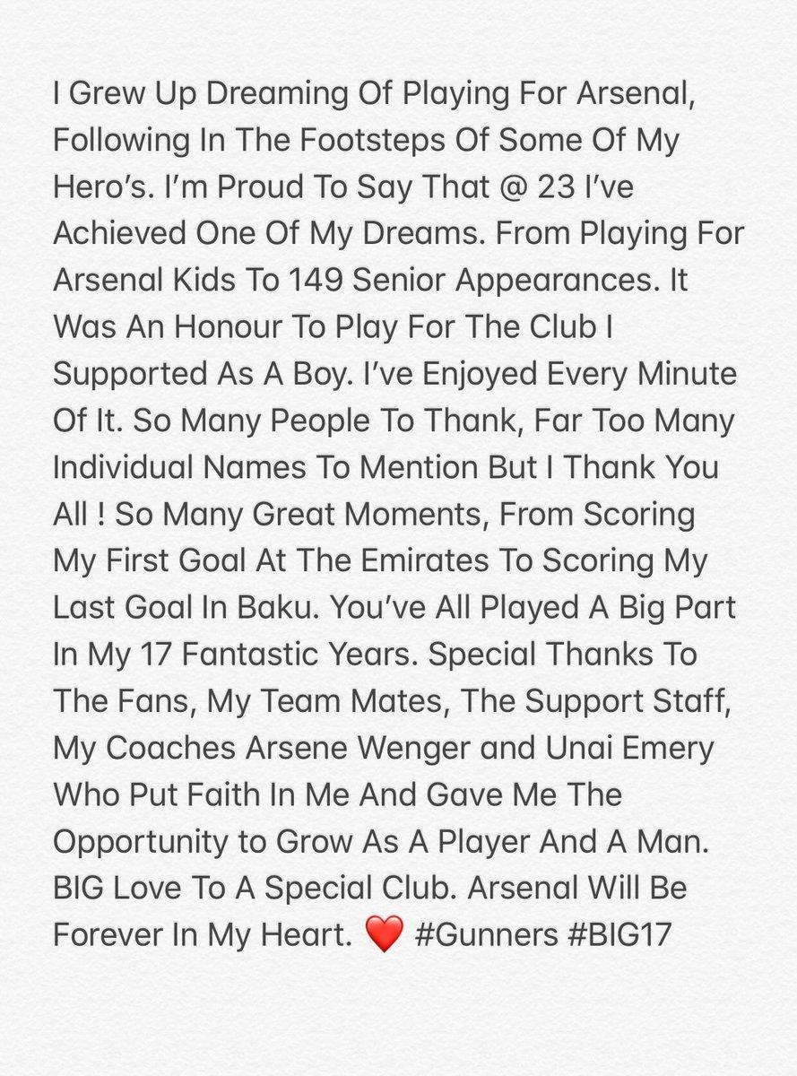 🙏🏾❤️ @Arsenal