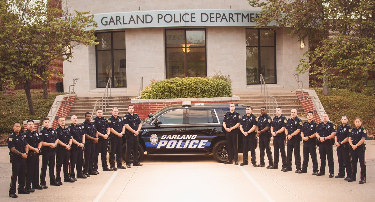 Garland Police PIO on Twitter: