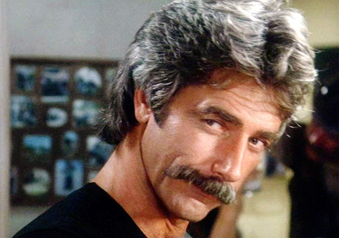 Happy 75th Birthday to the still magnetic Sam Elliott!