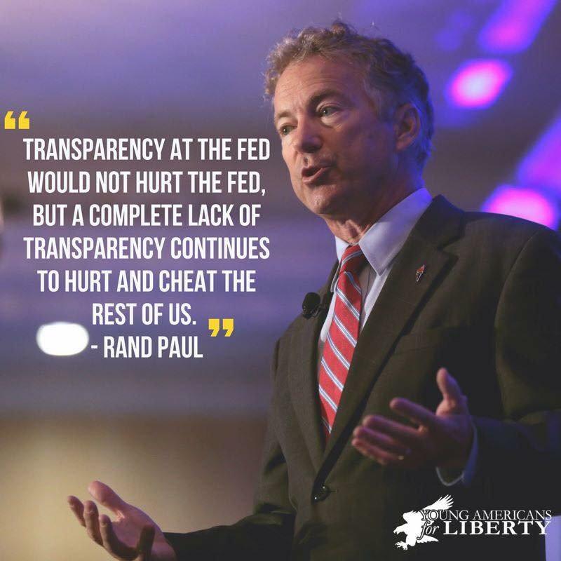 .@RandPaul hits the nail on the head!