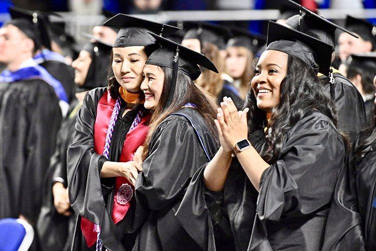 Mtsu Graduation 2020.แฮชแท ก Commencement ในทว ตเตอร