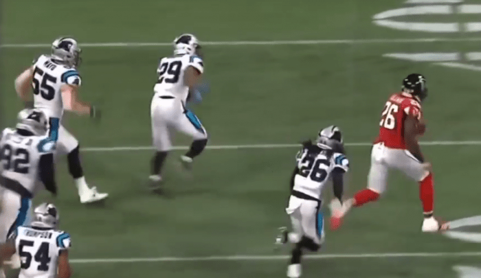 The Rookie Scouting Portfolio (RSP)Matt Waldman's RSP NFL Lens: RB Tevin Coleman (49ers) And A Lesson On Efficient Use of Space https://t.co/NkJWPAHYWC https://t.co/uPdaxjMaeo