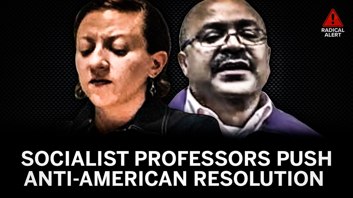 Two socialist professors @jwillia2 @MFweiner are voting on an anti-Semitic resolution at the @SSSP1org meeting this weekend. RA is on the ground and ready to expose the liberal elitists who vote against American values. Tell them to stop their hate against Jews and America.