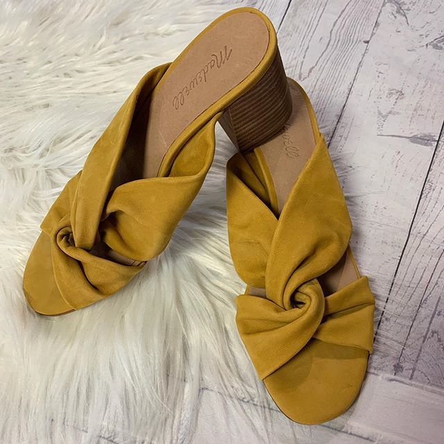 #happytoes #casualandcute  Madewell shoes size 9 $22 111-3734  To purchase give us a call at 610-455-1500, send us a DM of this post with your PayPal email or stop in store before 9pm  Have designer goodies that you'd like to sell? We offer premium… https://ift.tt/2MW8etjpic.twitter.com/M7bZSD0rV9