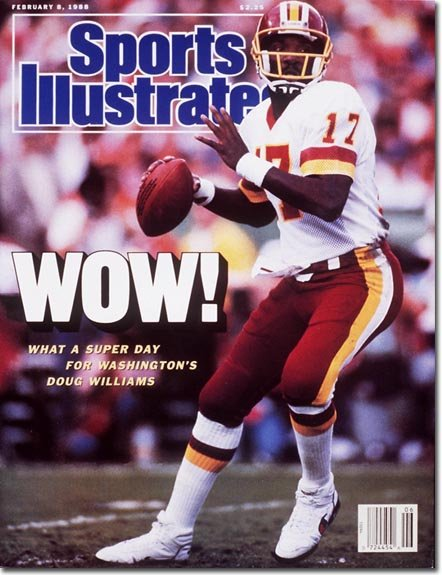 happy birthday Doug Williams!  One of my favorites of all time!