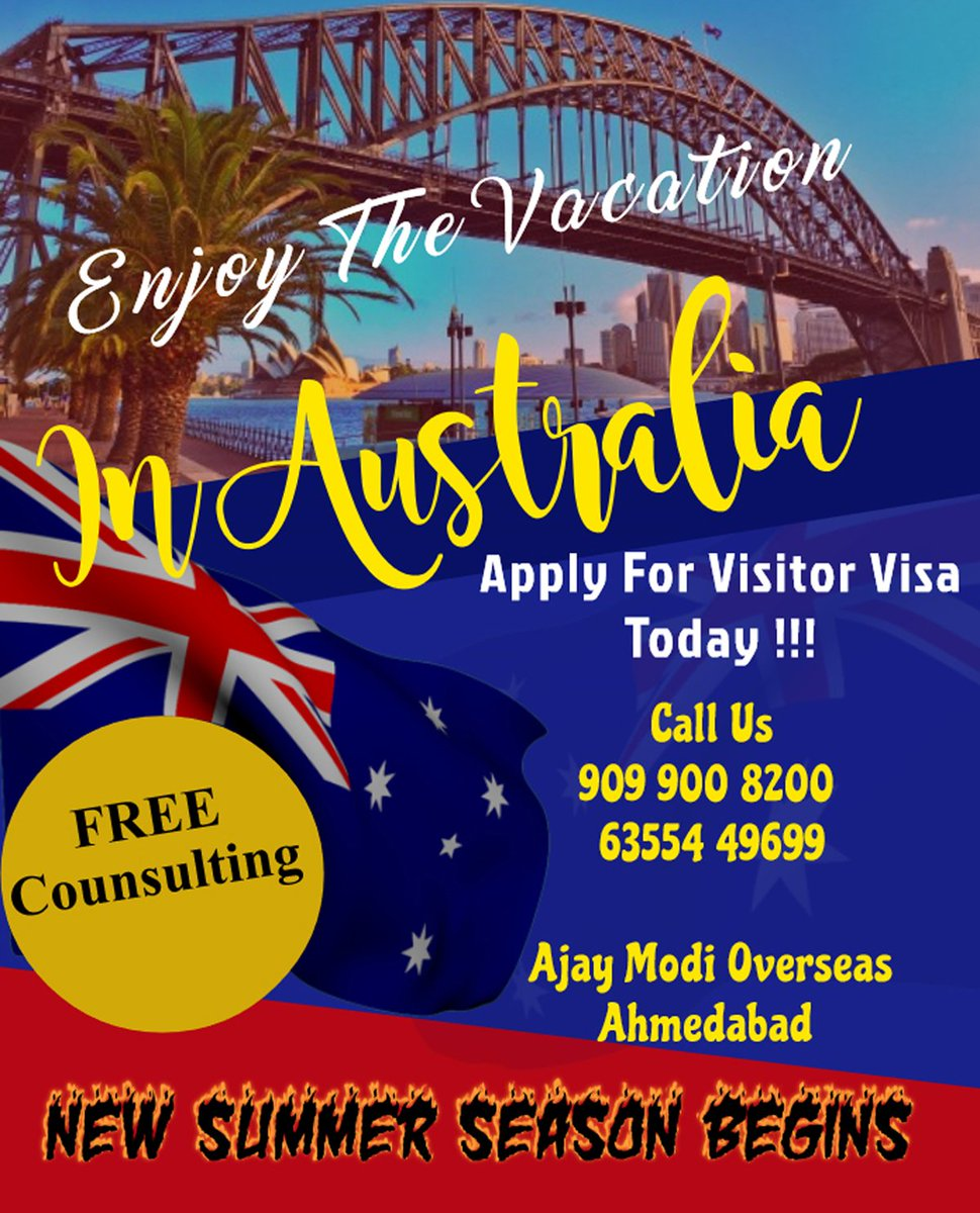 FOR USA, UK, AUSTRALIA, NZ, Canada Visitor Visa, PR - Call