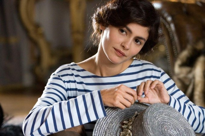 "Happy birthday Audrey Tautou, the ""Amélie\"" star turns 43 today!  -->   © Getty Images"