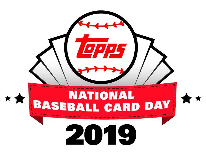 تغريدات الوسائط عن طريق National Baseball Card Day Aug 10