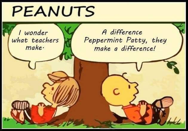 #TeacherAppreciation