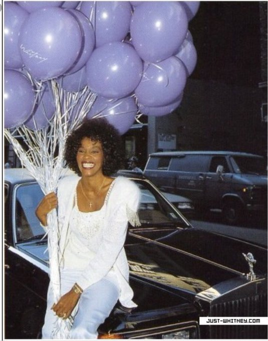 Happy 56th Birthday in Heaven Whitney Houston. Rest in paradise.
