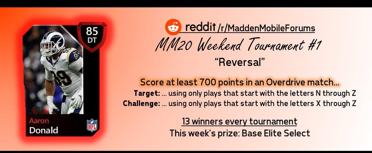 Madden NFL Mobile (@EAMaddenMobile) | Twitter