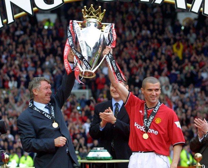Happy birthday to united legend Roy Keane