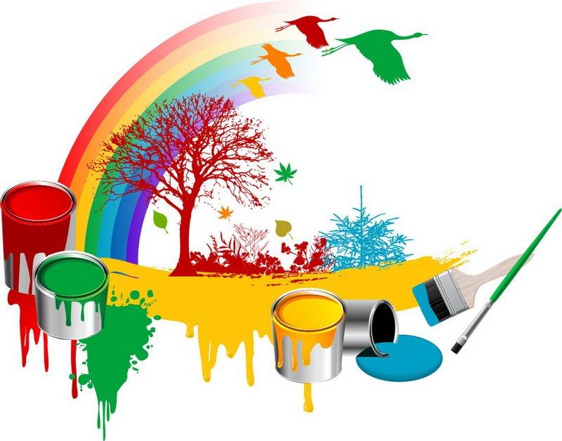 Картинка на тему детское творчество