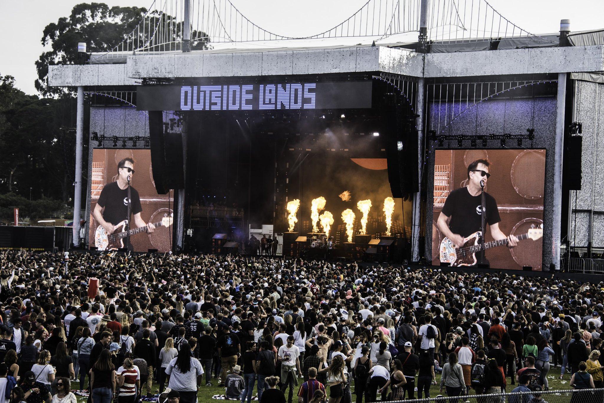 Outside Lands 2019 - Friday