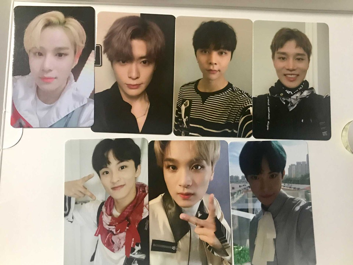 wts po nct 127 ace membership photocards, prices for different members varies. all members available even if not shown in photo! if keen please sent me dm, thanks! #nct #nct127 #nct127ace #nctzens https://t.co/RLFGmdxYMi