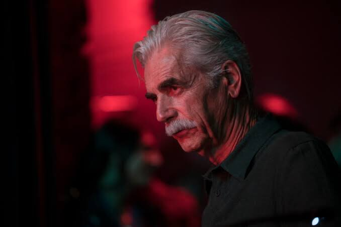 Happy birthday Sam Elliott. It was great to see him commanding his scenes in A Star is Born.