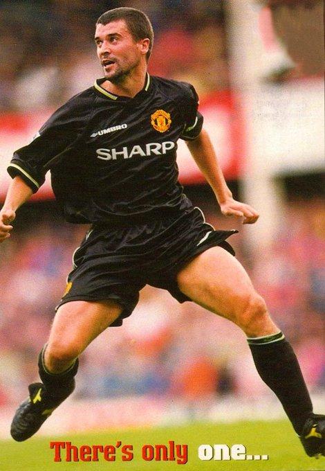 Happy Birthday Roy Keane (48)