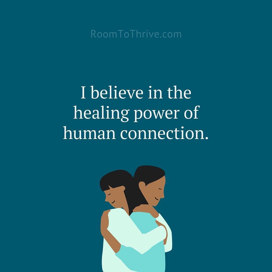 'Connection is the energy that exists between people when they feel seen, heard and valued, when they can give and receive without judgement; when they derive sustenance and strength from the relationship.' #BreneBrown #connection #empathy #mentalhealth #MindBody #relationships