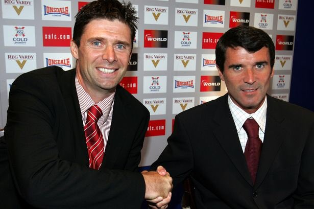 Happy Birthday, Roy Keane!  What s your favourite moment of his time at Sunderland?