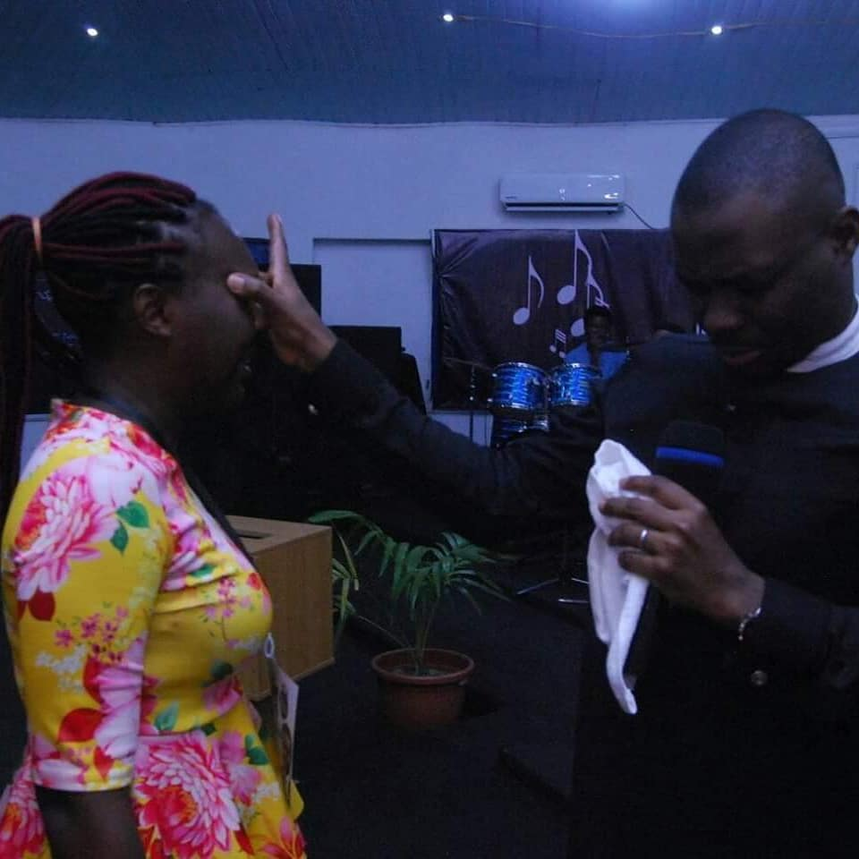 BIG4: THE BLESSING SUMMIT  DAY 2: MORNING SESSION #Big_4  #The_Blessing  #4th_anniversary  TESTIMONIES And they overcame by the blood of the Lamb and by the word of their testimonies...- Revelations 12:11.  D. She got healed of eye defects that has persisted for 7 years.