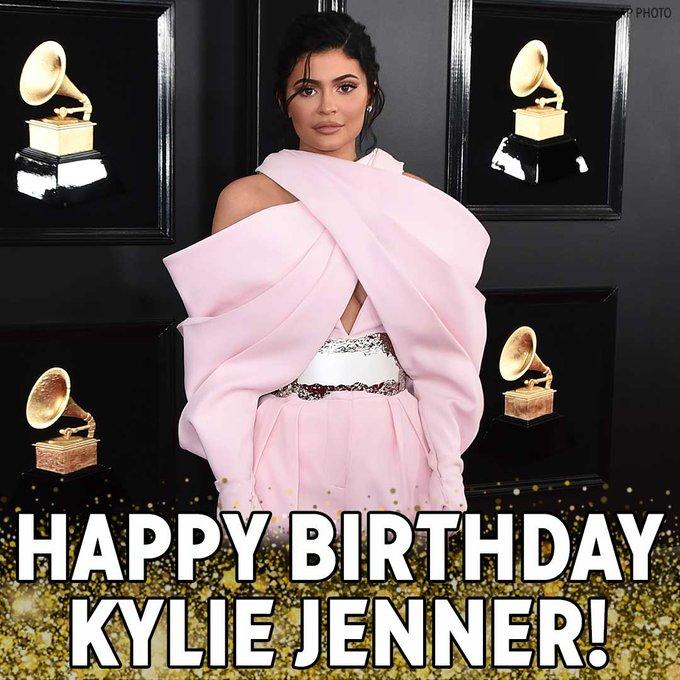 Happy Birthday, Kylie Jenner! The fashion designer, social media guru and reality TV star is celebrating.