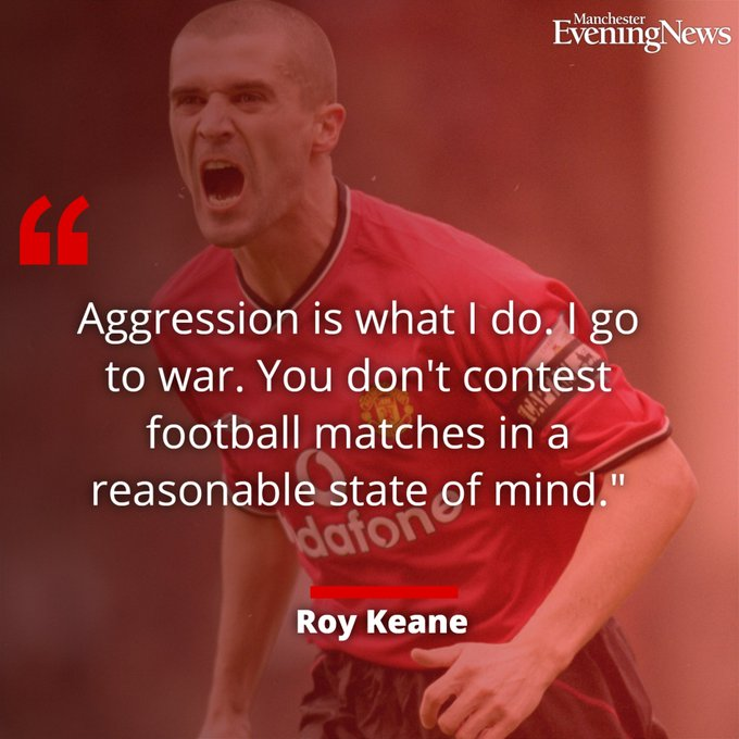 Happy 48th birthday to legend Roy Keane!  The greatest captain of all-time?