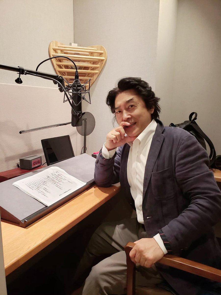 """青二プロダクション【公式】 على تويتر: """"#江原正士 【日本テレビ 土曜 ..."""