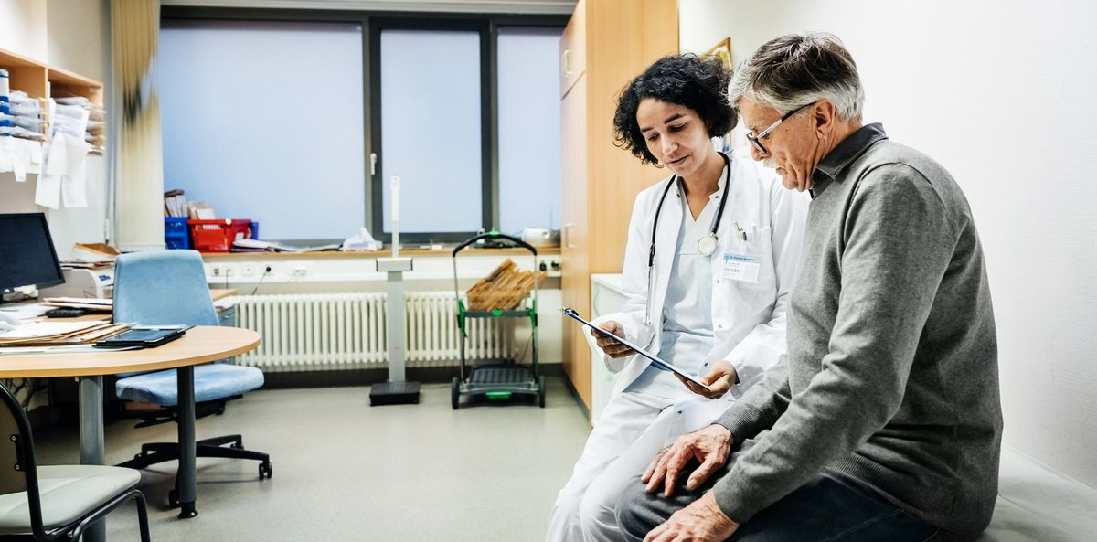 It's important to not forget that understanding of your own health is complex and can often lead to frustration and not wanting to deal with the issue.#AI can be used to educate patients to understand the problems and encourage people to be more healthy #healthtech #digitalhealth