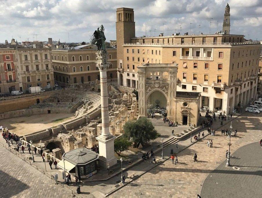 أفضل المعالم السياحية في مدينة #ليتشي #إيطاليا http://goo.gl/3gNsCt #موسوعة_المسافر