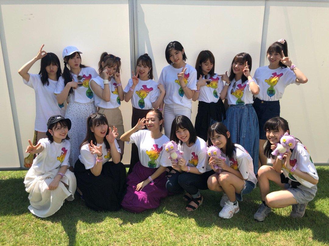 【15期 Blog】 ROCK IN JAPAN FES.2019 北川莉央: ٩( ᐛ )وこんにちは〜昨日の質問はなめことか茄子が多かったように感じました〜!!私は大根のお味噌汁が一番好き🥰あさりもなめこも茄子もなんでも好き!!そして今日はROCK IN JAPAN…  #morningmusume19