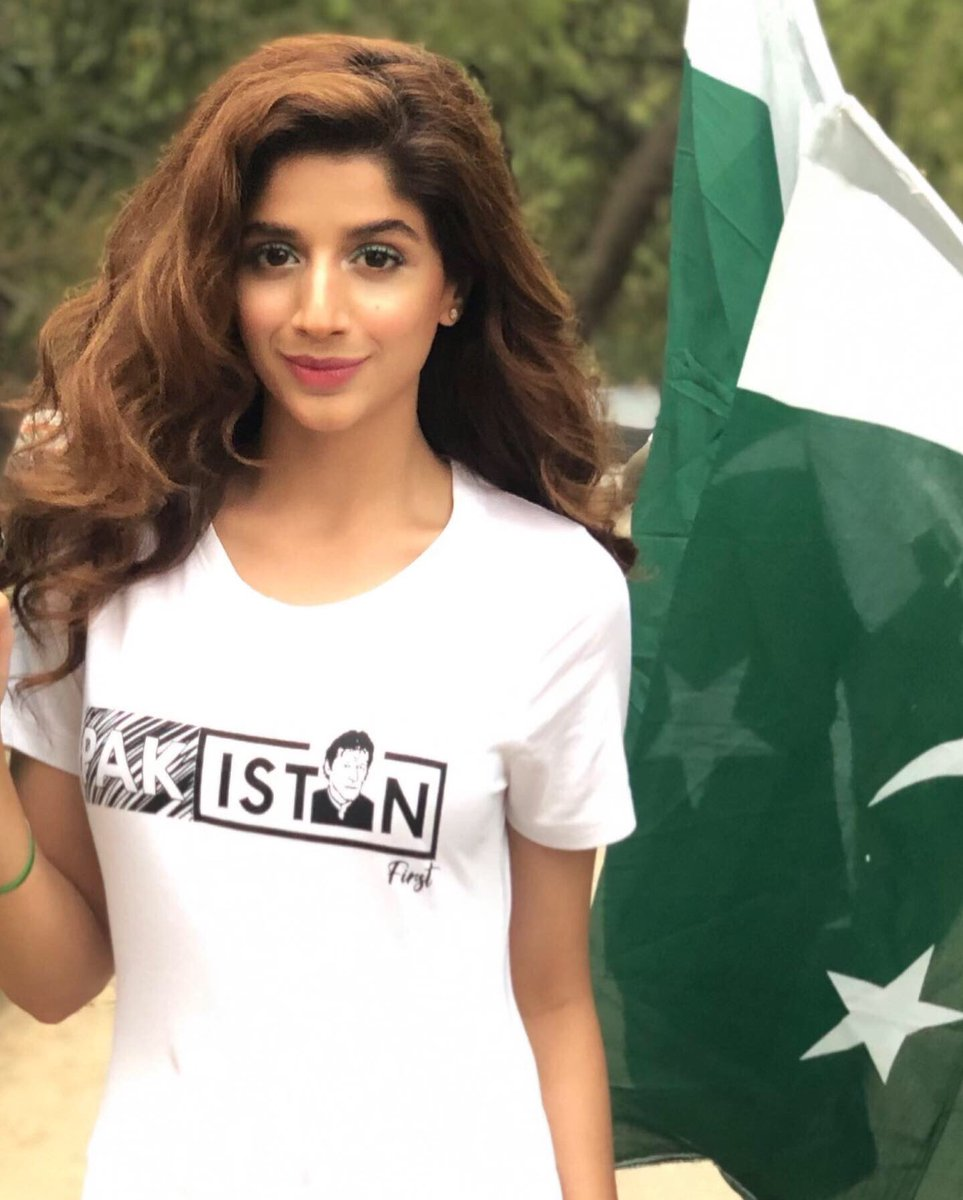 Pakistan First, always. Always. Always! 🇵🇰❤️❤️ @UXMofficial Celebration is due, we're turning 72!!!!!! Alhumdulillah 🙏🏻🙏🏻🙏🏻🙏🏻💫 I Love you my Pakistan, Dil se! ——— Limited edition for Independence Day @uxmofficial Order now! UrwaxMawra.com 🇵🇰🙏🏻