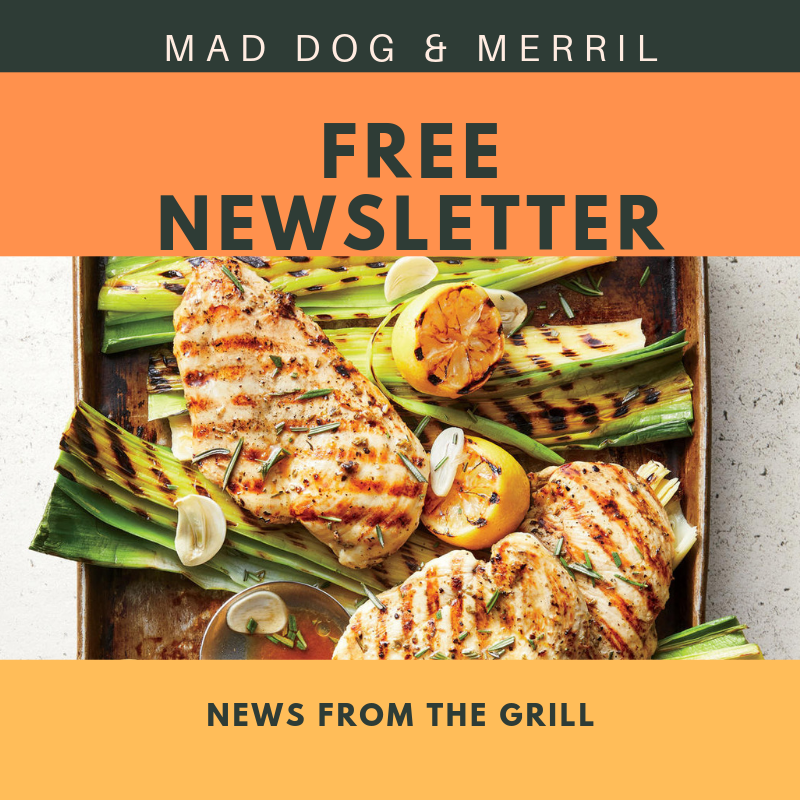 Are you signed up for the Mad Dog &