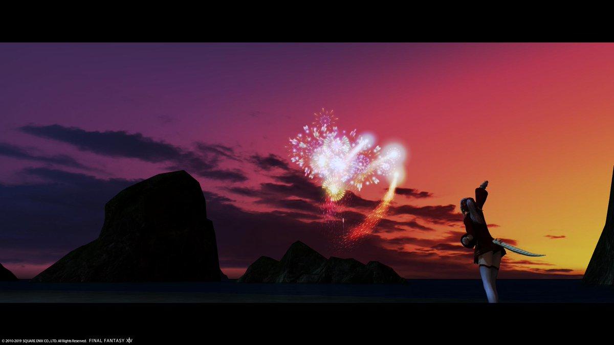 test ツイッターメディア - おやすみのシロガネ #FF14 #FF14風景 https://t.co/tWj393pXXX