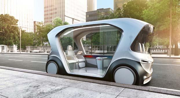 Bosch, bugünün ve geleceğin mobilitesini şekillendiriyor
