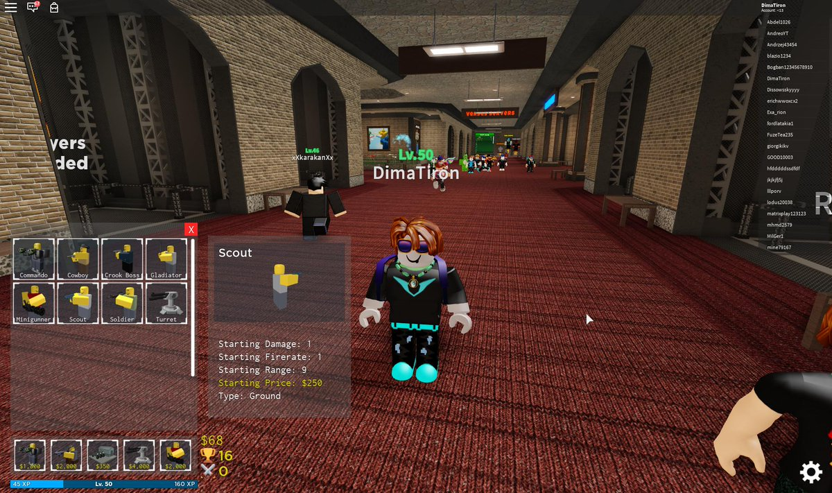 Roblox Tower Defense Simulator Outlaw | Roblox Hack Vermillion