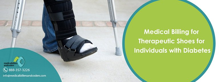 Article - Medical Billing for Therapeutic Shoes for Individuals with Diabetes