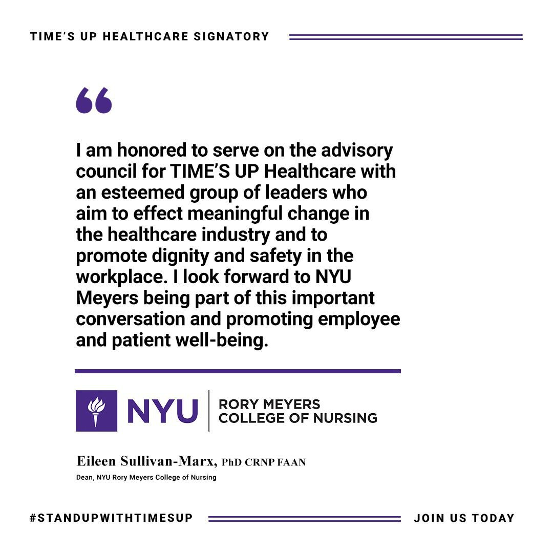 NYU Rory Meyers College of Nursing (@NYUNursing) | Twitter
